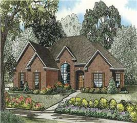House Plan #153-1844