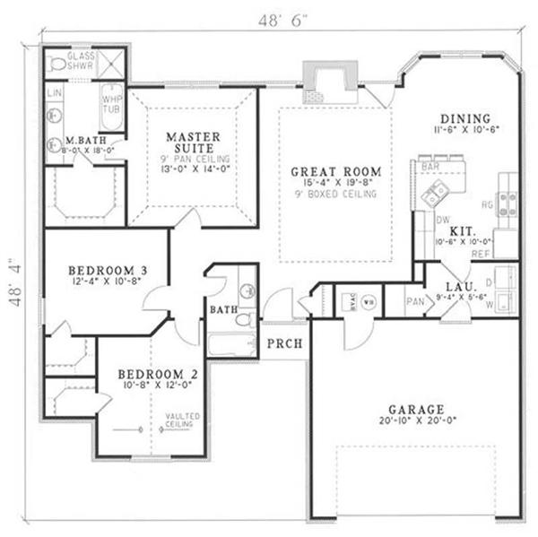 NDG 115 HOME PLAN