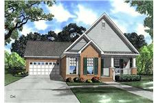 Main image for house plan # 11503