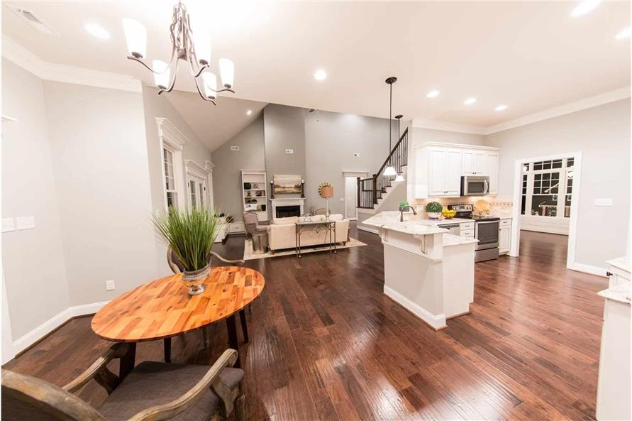 Great Room of this 4-Bedroom,2585 Sq Ft Plan -153-1856