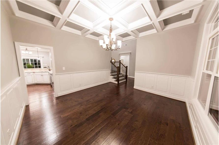 Dining Room of this 4-Bedroom,2585 Sq Ft Plan -153-1856