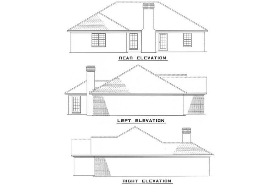 HOME PLAN NDG-145