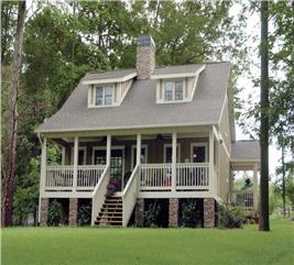 House Plan #153-1871