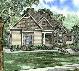 House Plan #153-1885