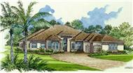 Main image for house plan # 10016
