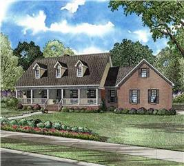 House Plan #153-1889