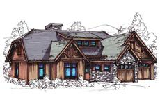 Main image for house plan # 11472