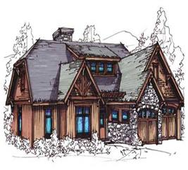 House Plan #153-1892