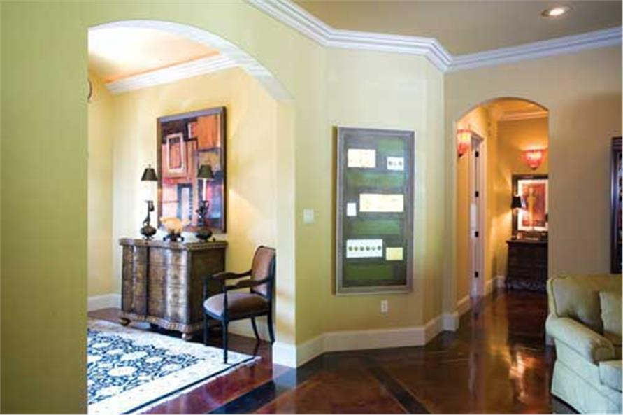 Entry Hall: Foyer of this 3-Bedroom,4121 Sq Ft Plan -153-1897