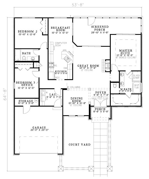 Wonderful Split House Plans Amusing Split House Plans: Small, Country, Tuscan House Plans