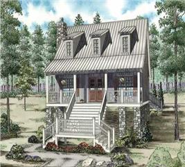 House Plan #153-1908