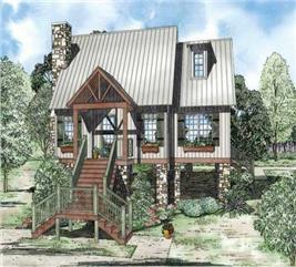 House Plan #153-1911