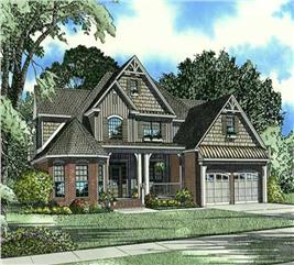 House Plan #153-1912