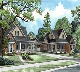 House Plan #153-1928