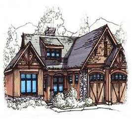 House Plan #153-1935
