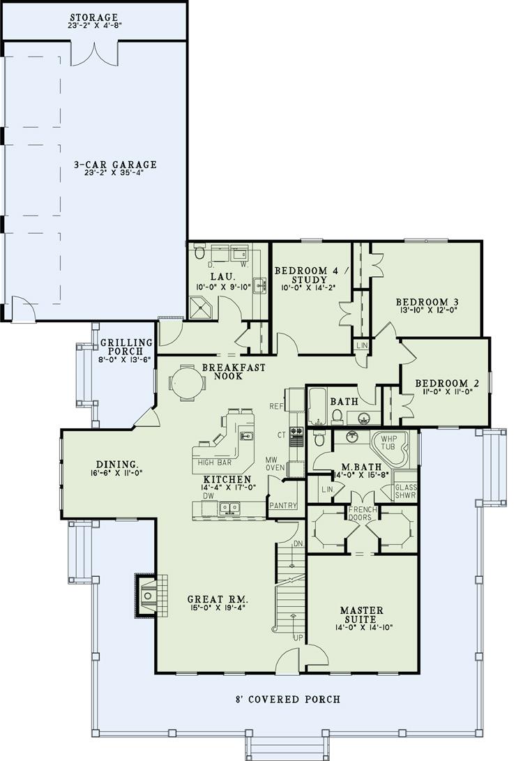 house plan  153