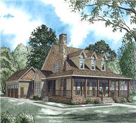 House Plan #153-1940