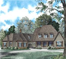House Plan #153-1942