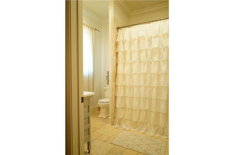 Bathroom of this 6-Bedroom,6004 Sq Ft Plan -153-1945