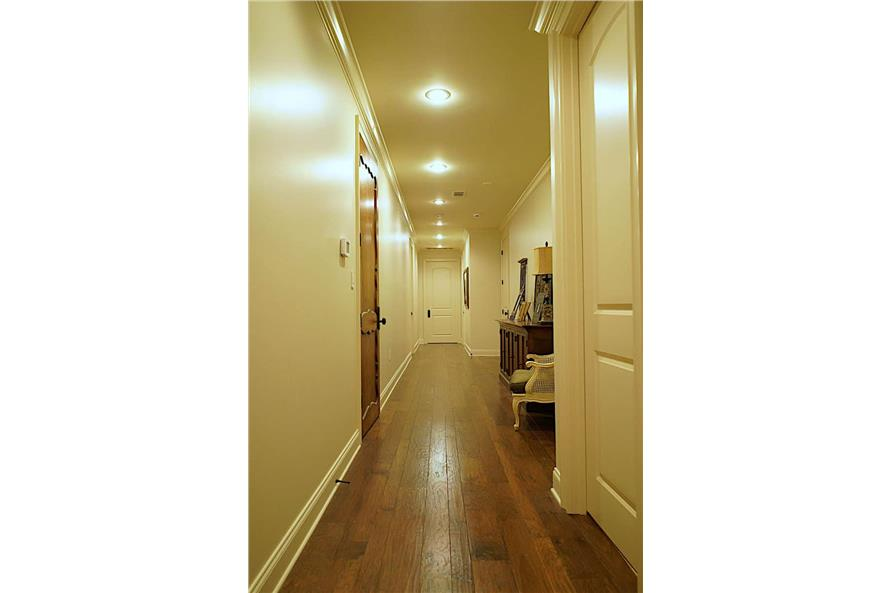 Hallway of this 6-Bedroom,6004 Sq Ft Plan -153-1945