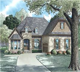House Plan #153-1946