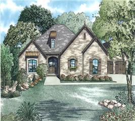 House Plan #153-1947