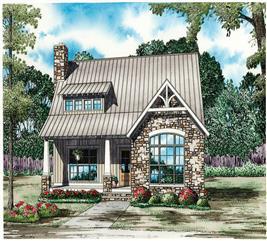 House Plan #153-1952