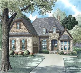 House Plan #153-1955