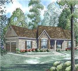 House Plan #153-1979