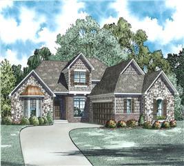 House Plan #153-1986