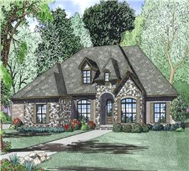House Plan #153-1988