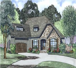 House Plan #153-1993