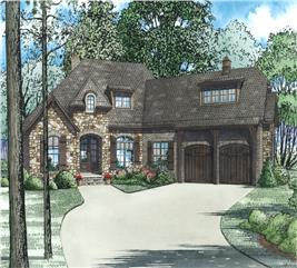 House Plan #153-2001