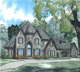 House Plan #153-2002