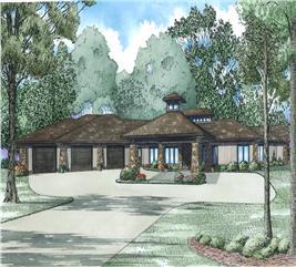 House Plan #153-2005
