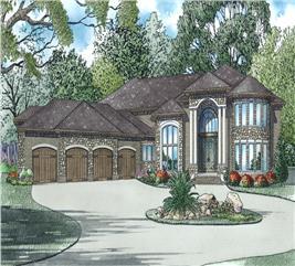 House Plan #153-2011