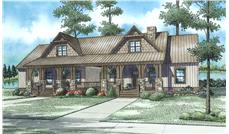 View New House Plan#153-2016