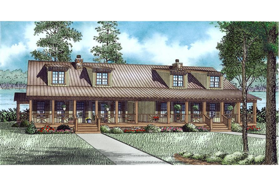 Duplex Plan 153 2017 2 Units 3 Bdrm 1451 Sq Ft Per Unit Home