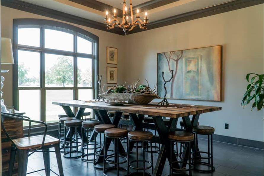 Dining Room of this 3-Bedroom,2252 Sq Ft Plan -2252