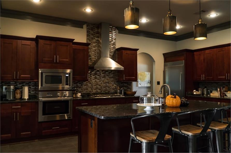 Kitchen of this 3-Bedroom,2252 Sq Ft Plan -2252
