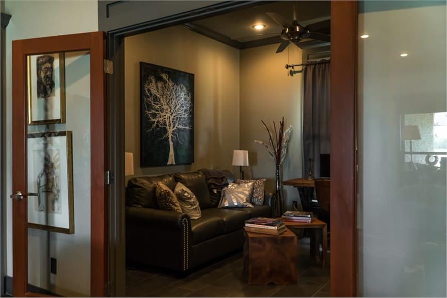 Home Office: Den of this 3-Bedroom,2252 Sq Ft Plan -2252