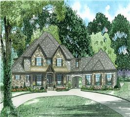 House Plan #153-2022