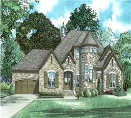 House Plan #153-2025