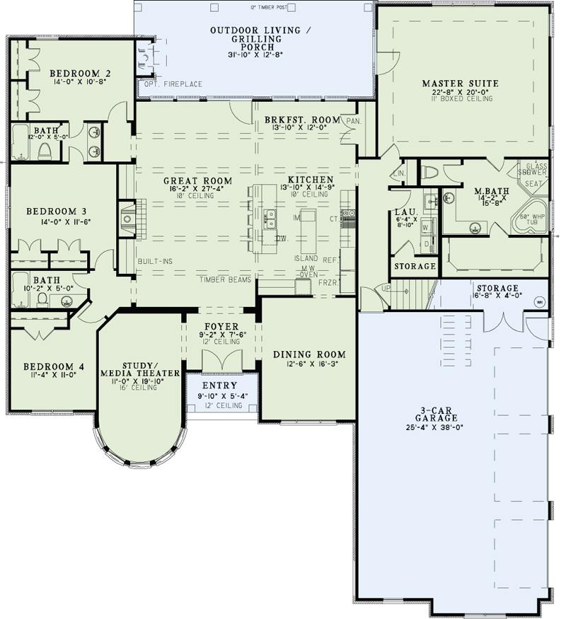 A Frame Cabin Plans 2 Bedroom A Frame Cabin Plans Free Do: European House Plan #153-2049: 4 Bedrm, 3090 Sq Ft Home