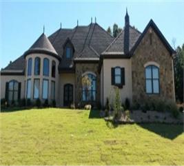 House Plan #153-2049