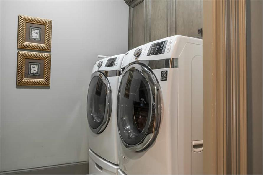 Laundry Room of this 4-Bedroom,2470 Sq Ft Plan -2470
