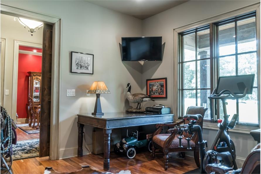 Home Office: Den of this 4-Bedroom,2470 Sq Ft Plan -2470