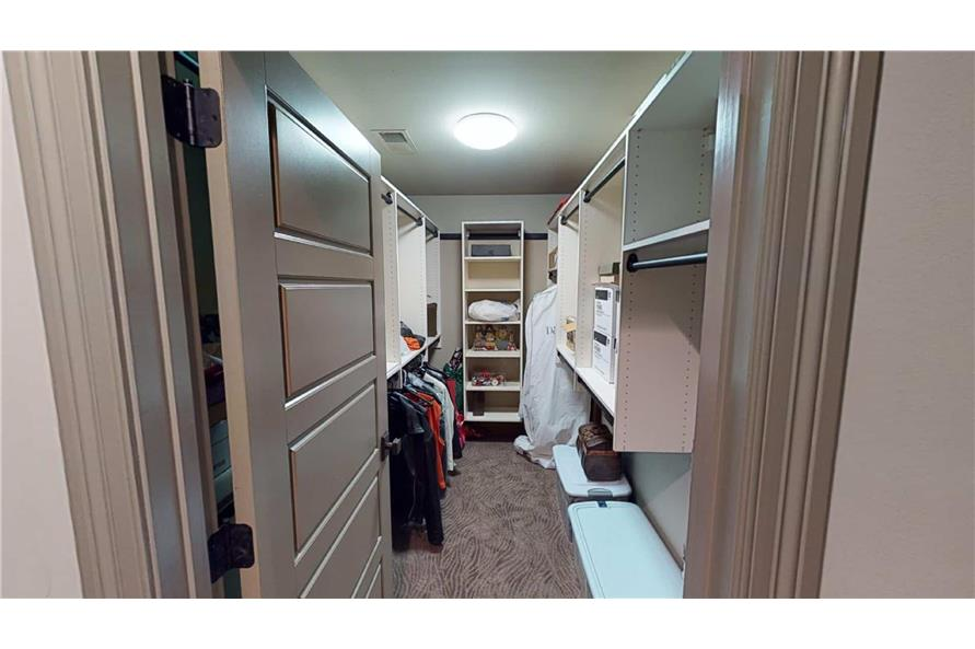 Storage and Closets of this 4-Bedroom,2470 Sq Ft Plan -153-2050