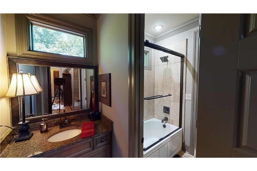 Bathroom of this 4-Bedroom,2470 Sq Ft Plan -153-2050