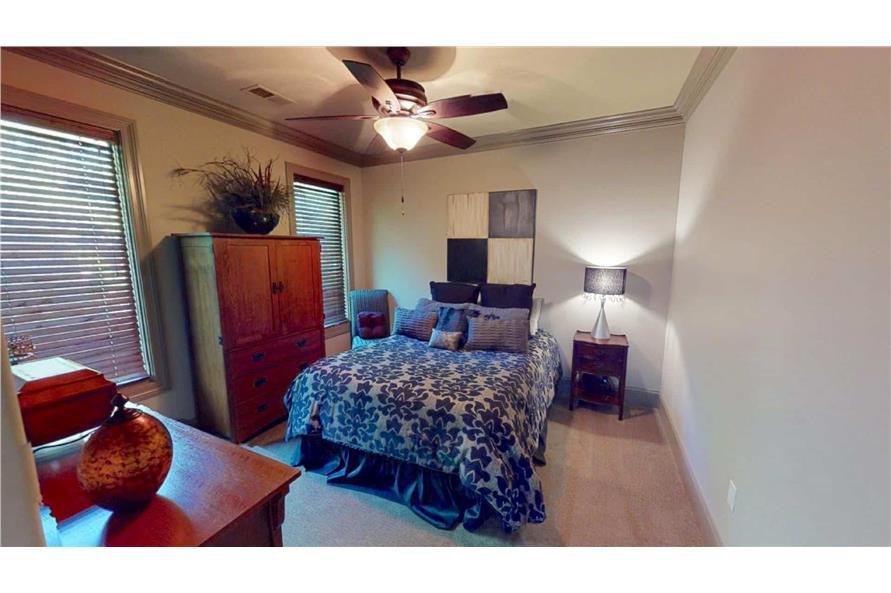 Bedroom of this 4-Bedroom,2470 Sq Ft Plan -153-2050